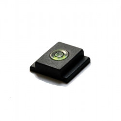 Universal Hot Shoe Bubble Spirit Level Cover Cap