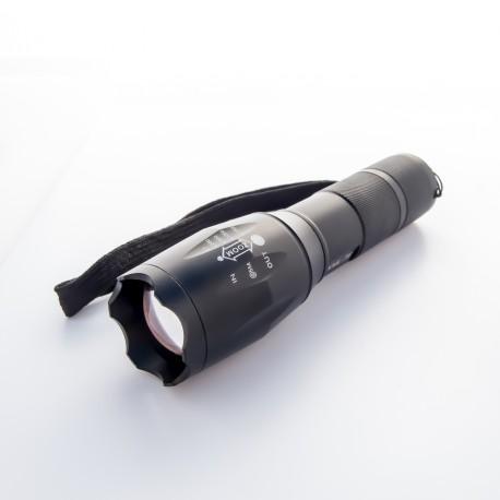 Lampe à LED Haute Puissance Zoomable