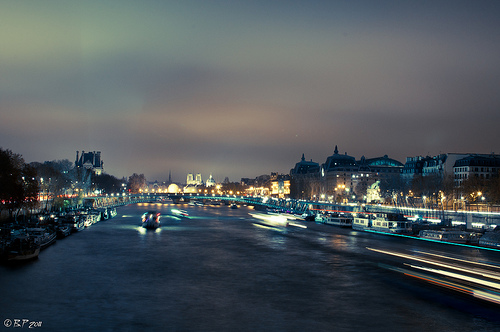 Paris by Night (BadPixxel)